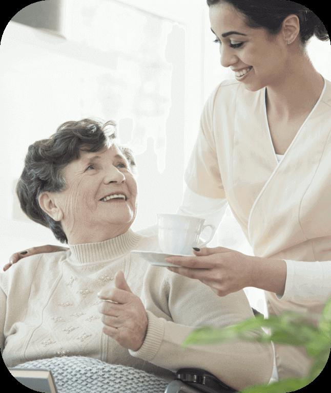 Serviço De Cuidador De Idosos Equipe Esperança E Vida