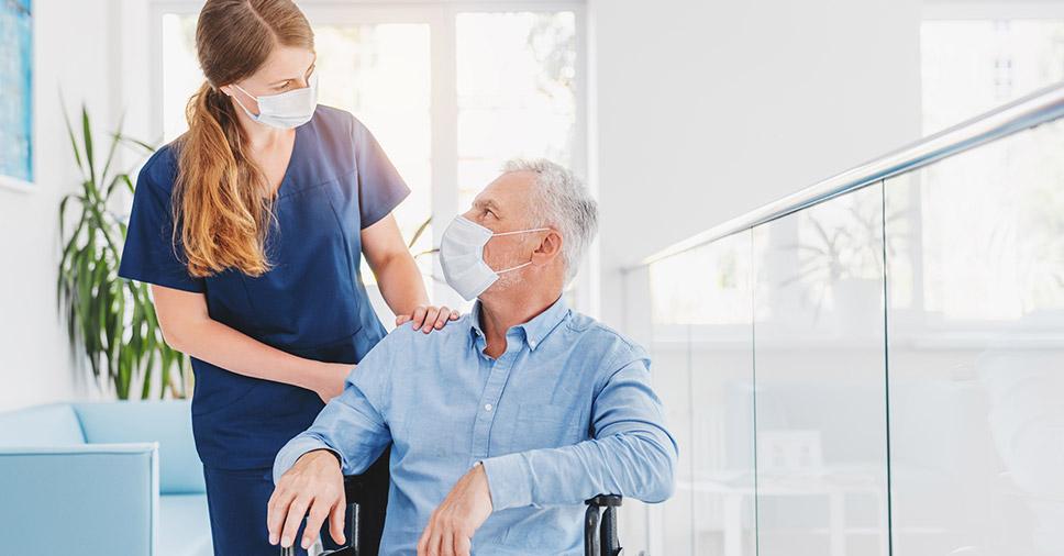 Saiba como proceder com idosos que superaram o coronavírus!