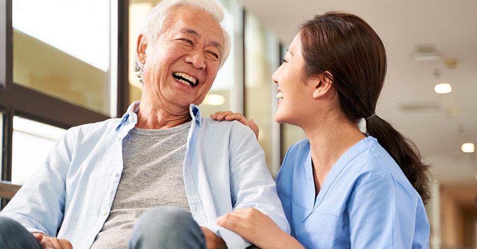 Descubra o que é cuidador de idosos com a Equipe Esperança e Vida!